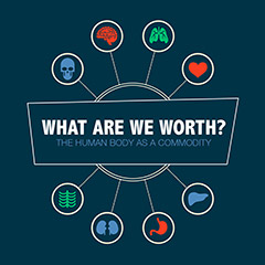 How Much Is The Human Body Worth As A Commodity - How much is the human body worth infographic
