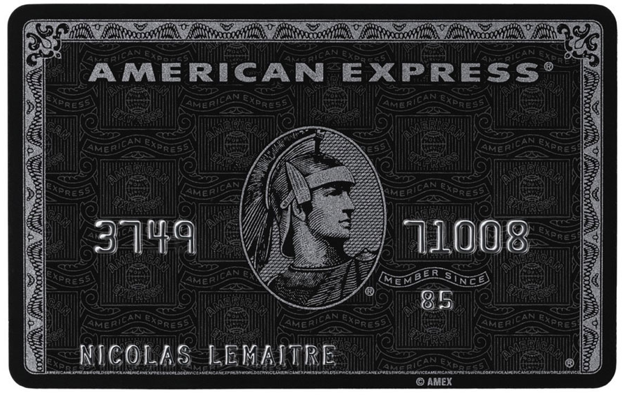 Worlds Most Exclusive Credit Cards – How to Get a Centurion Card Invitation