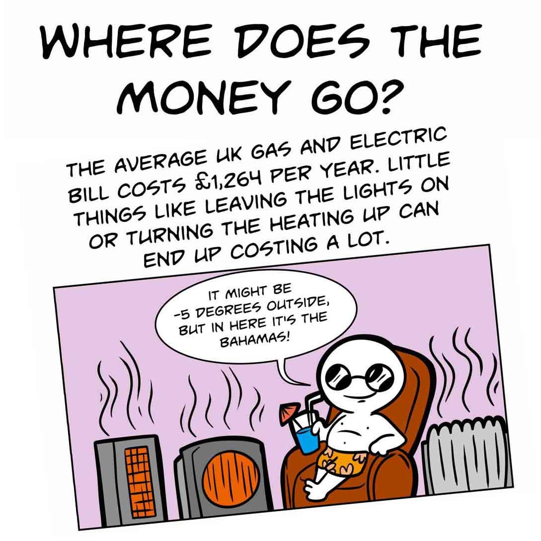 Buddy Loans Blog: Where Does The Money Go?